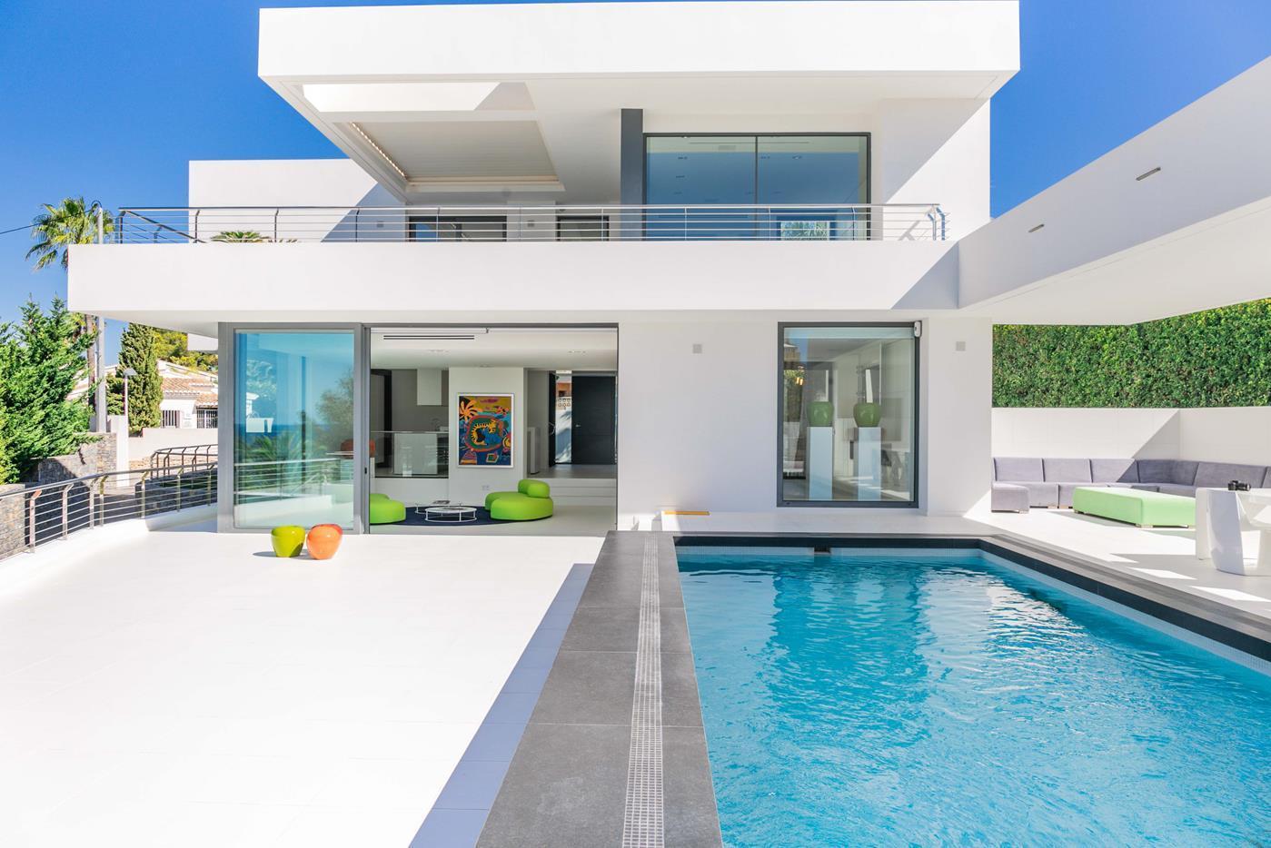 luxury-villa en moraira · el-portet 3999995€