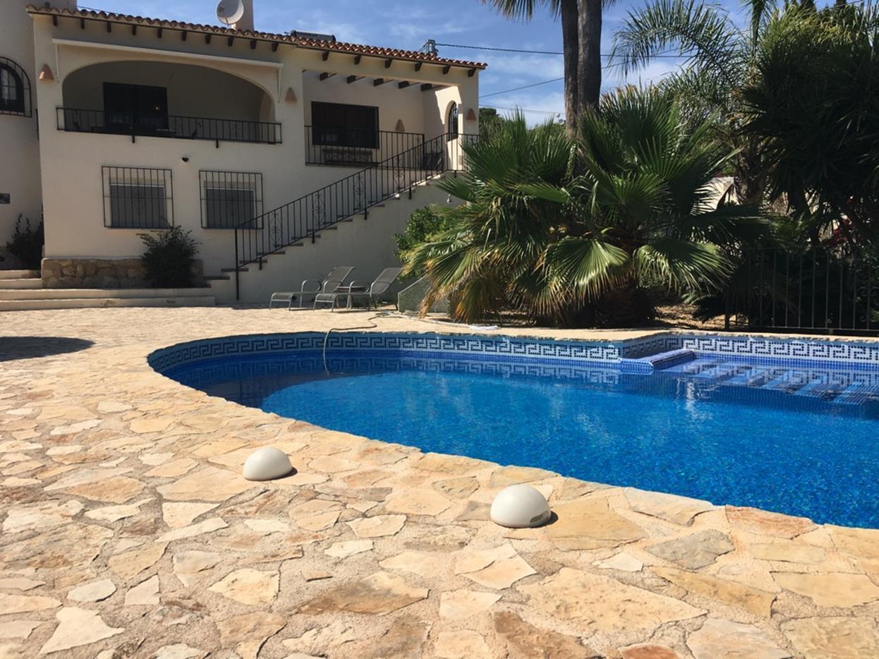 villa en benissa · fustera 475000€