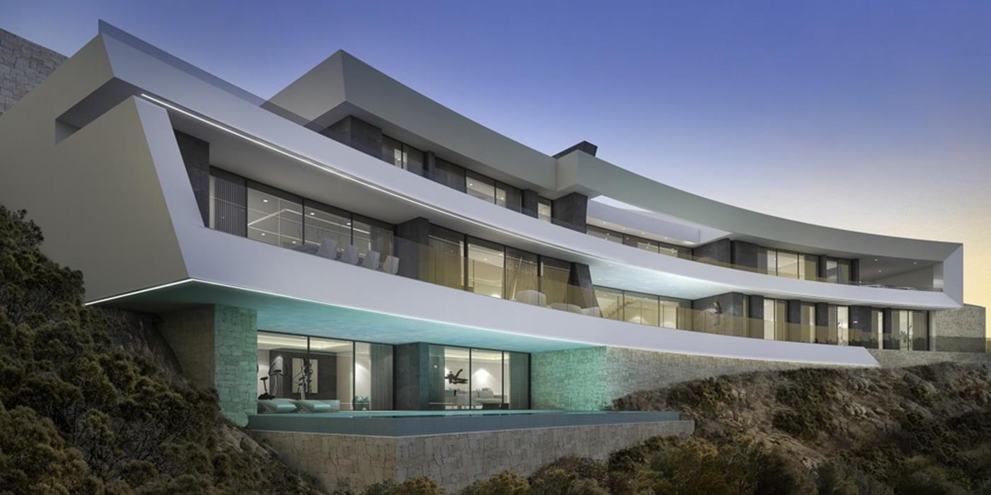 luxury-villa en javea-xabia · the-crown 4200000€