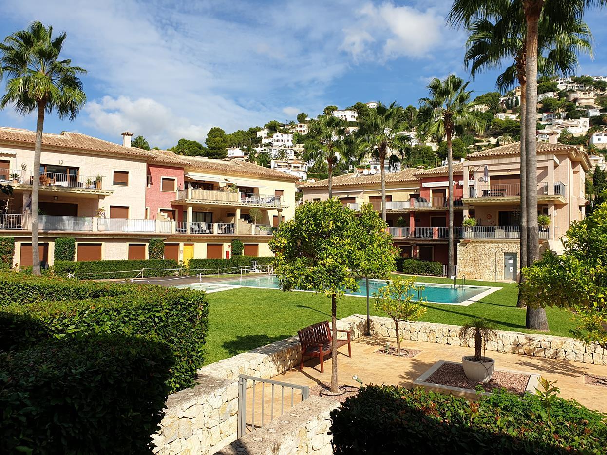 apartment en benissa · montemar 220000€