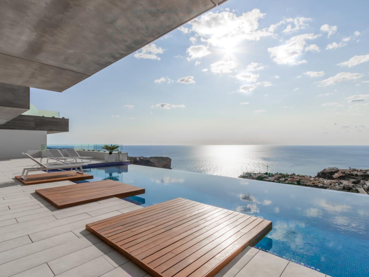 duplex-penthouse en benitachell ·  750000€