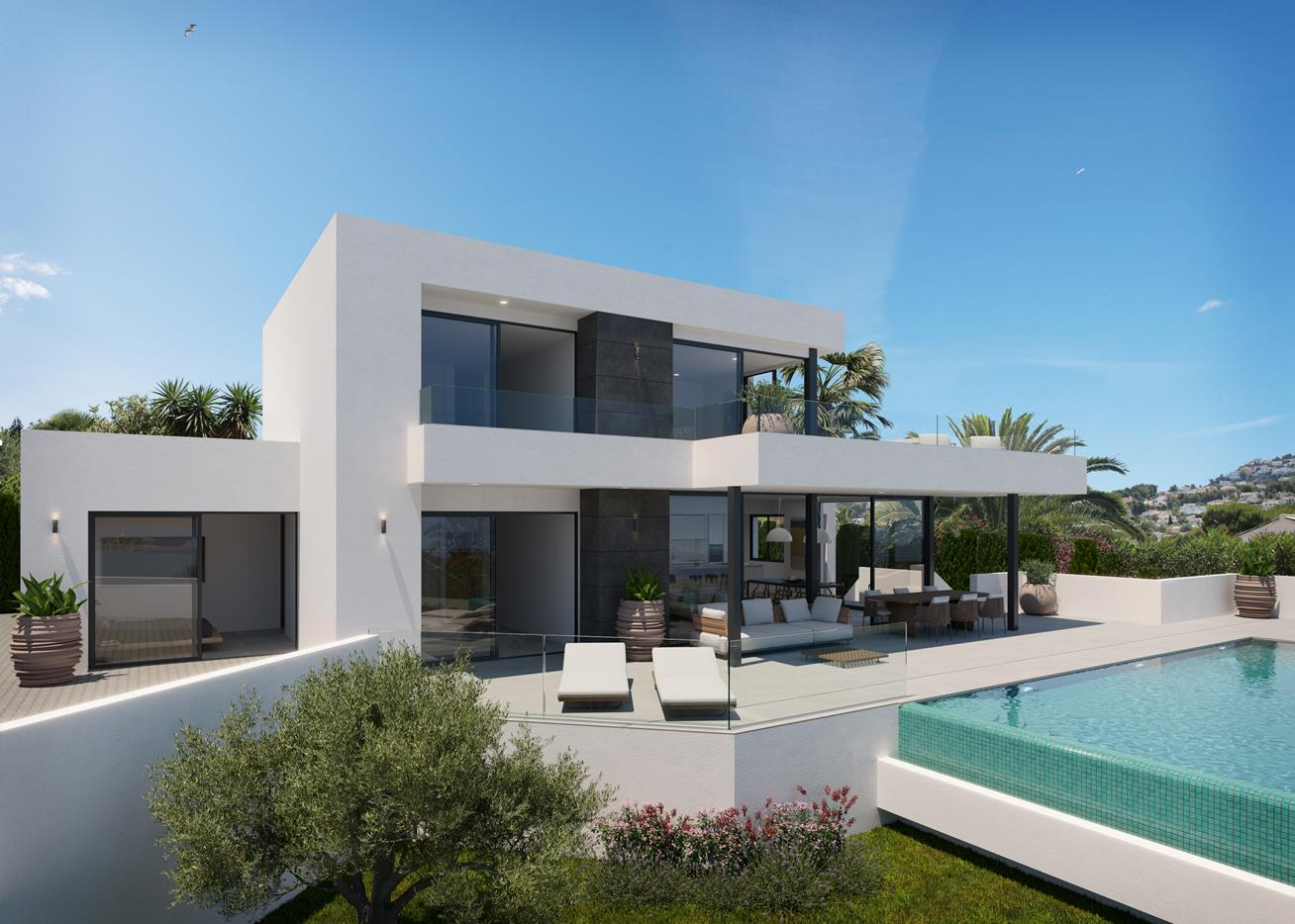 villa en moraira ·  1300000€