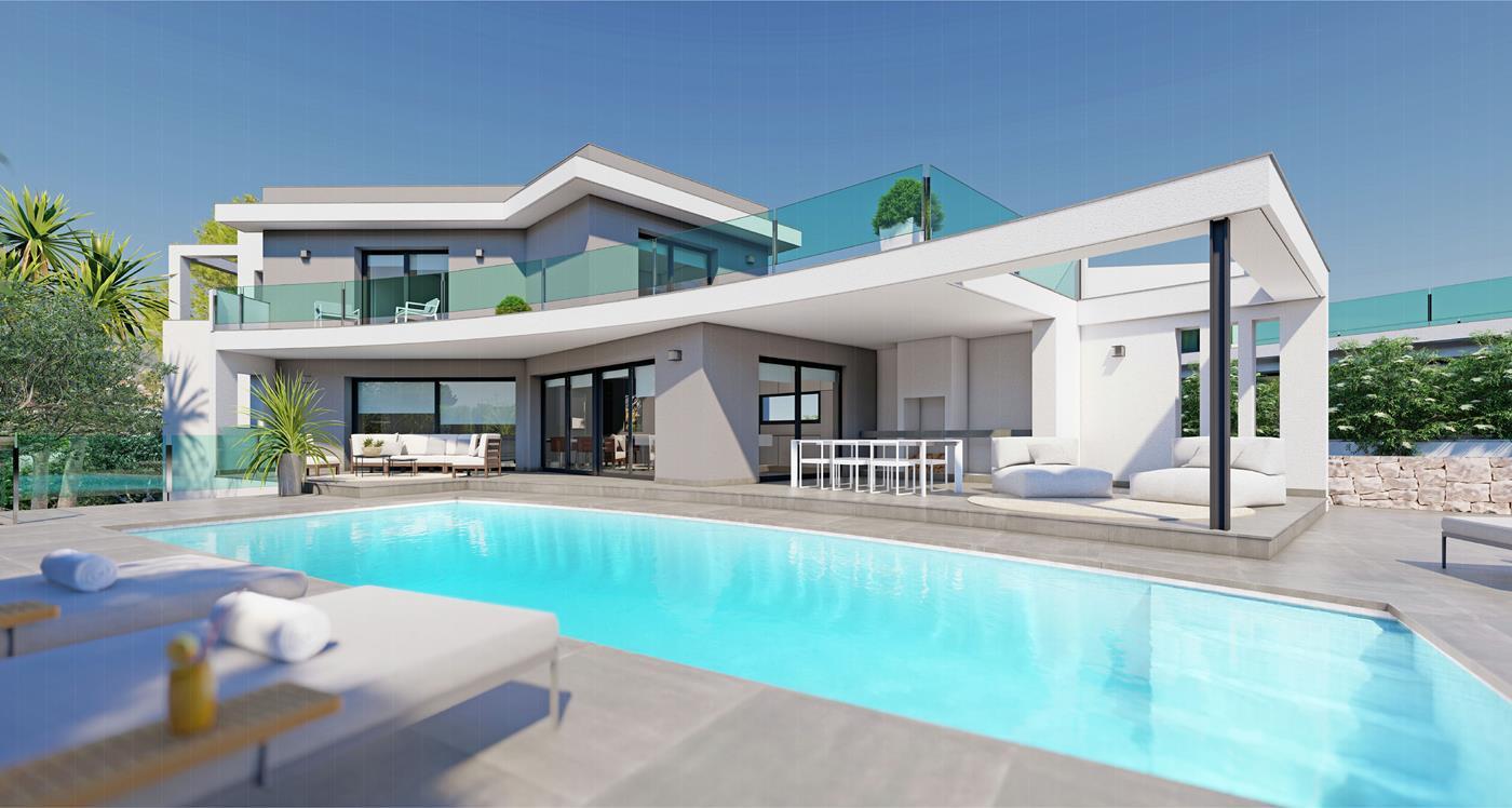 villa-im-bau en calpe ·  950000€