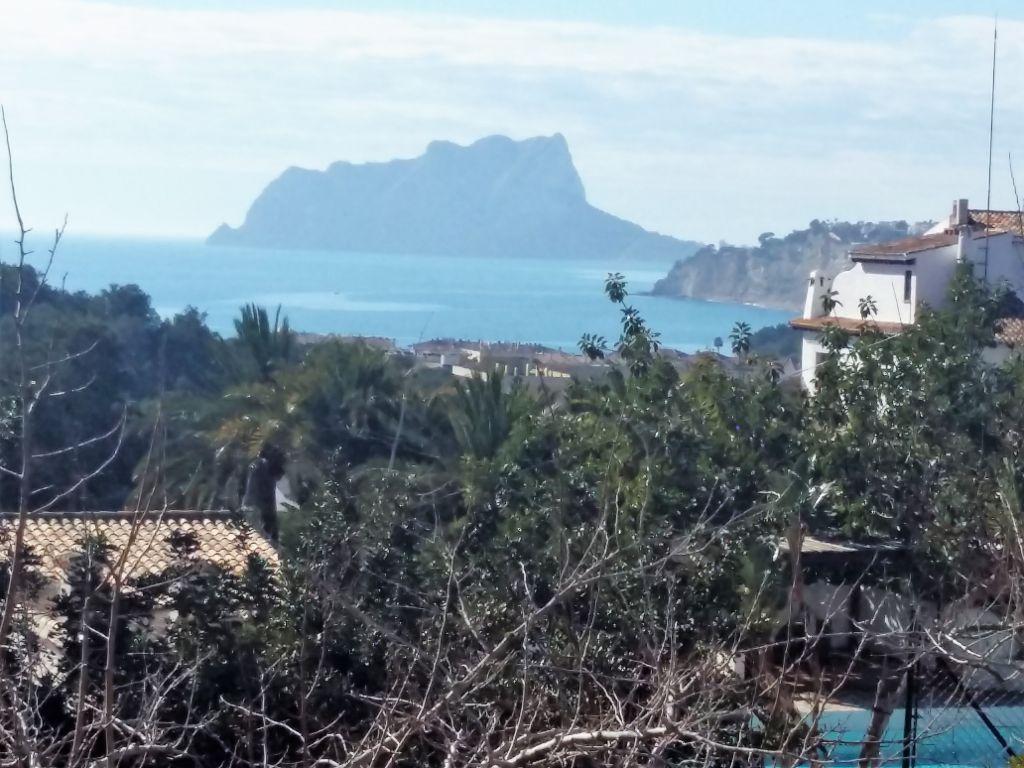 plot en moraira · costera-del-mar 300000€