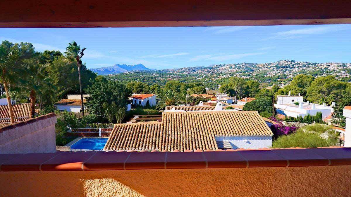 villa en moraira · pla-del-mar 691857€