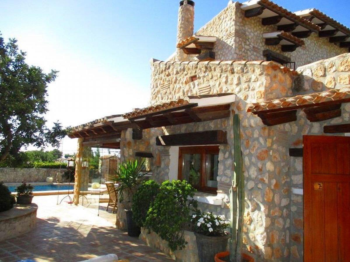villa en moraira · arnella 798000€