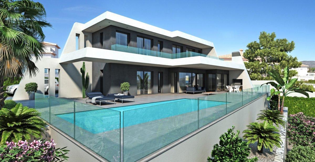 villa en teulada · coma-de-los-frailes 1100000€