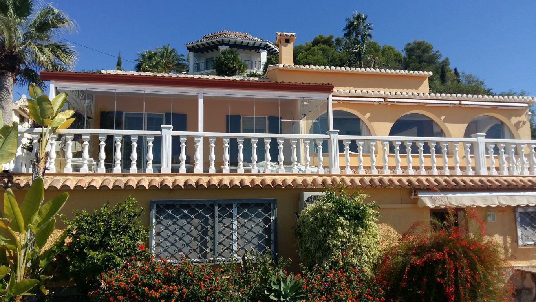 villa en benissa · cap-blanc 1700000€