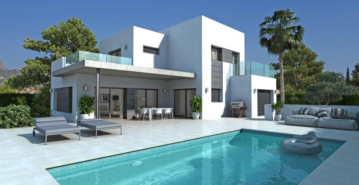 villa en calpe · marisol-park 650000€