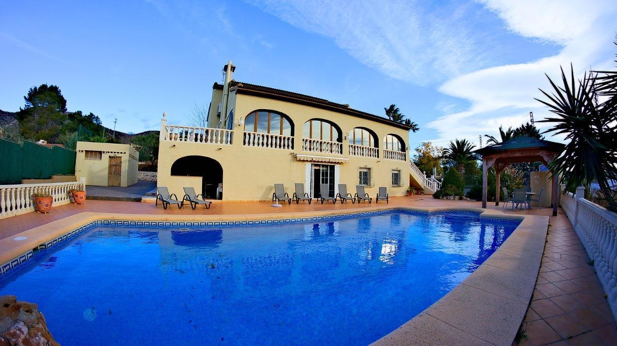villa en milestone-xalo · xalo 850000€