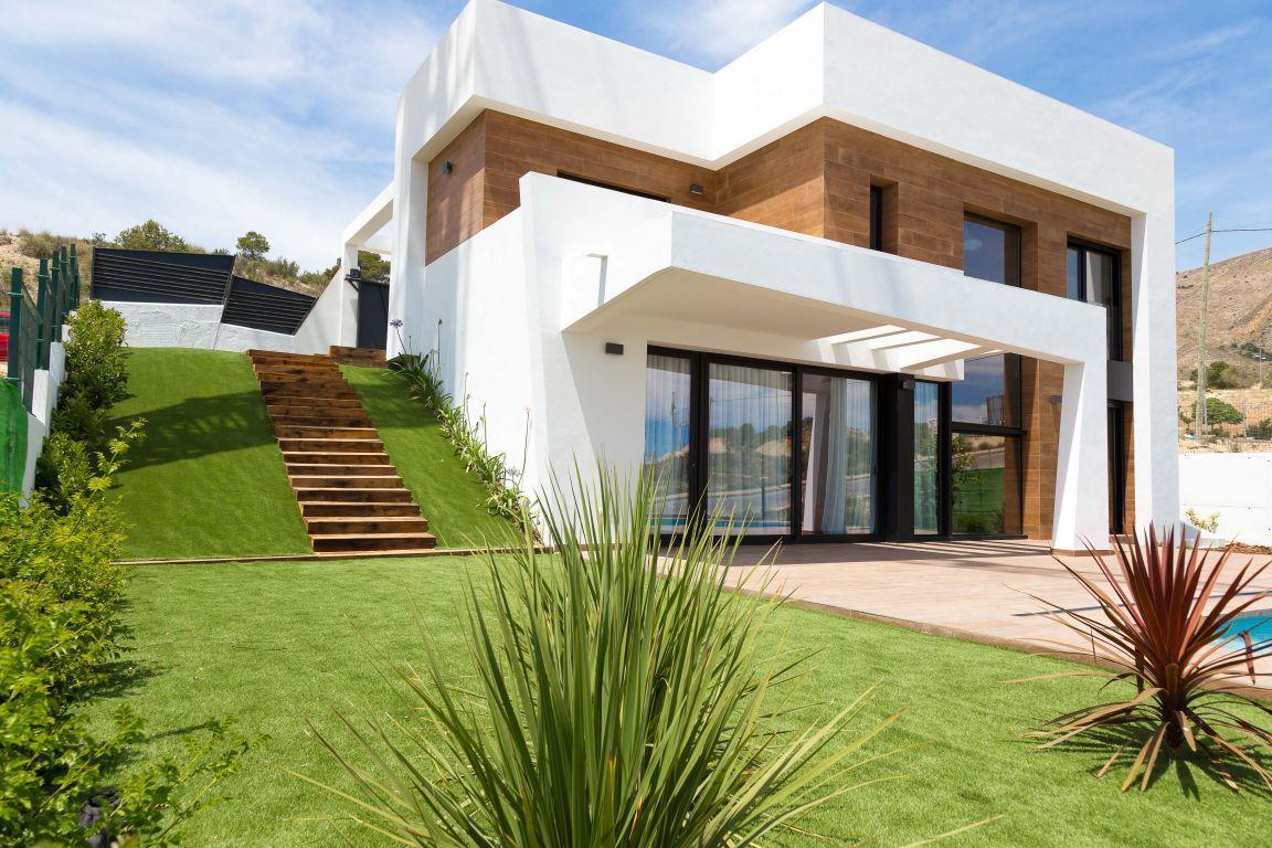 villa en finestrat · bahia-golf 369000€