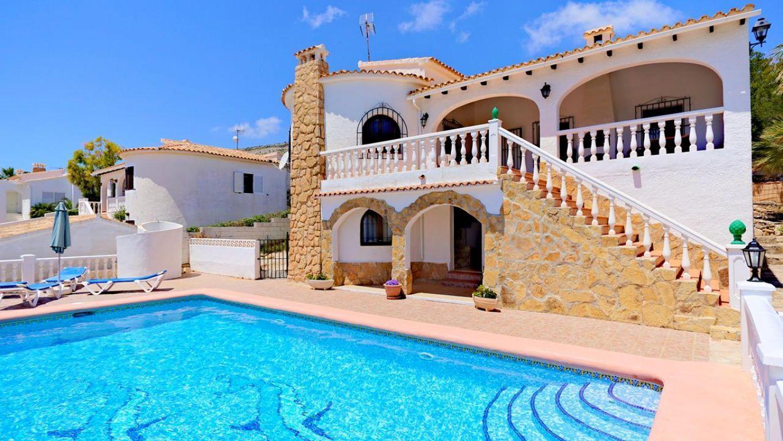villa en benitachell · cumbre-del-sol 420000€
