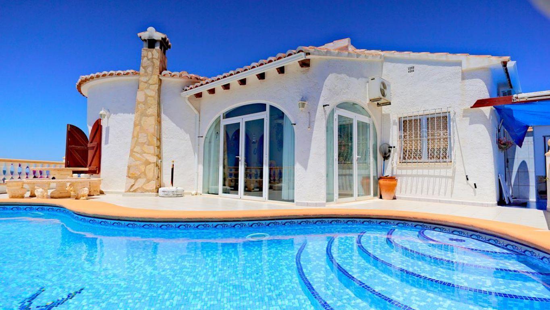 villa en benitachell · cumbre-del-sol 335000€