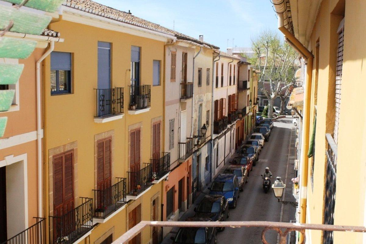 village-house en denia · old-town 150000€
