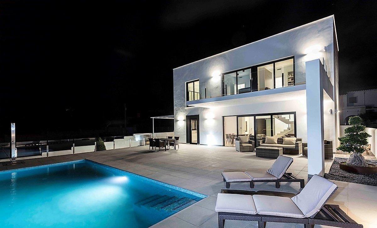 villa en denia · tossal-gros 522000€