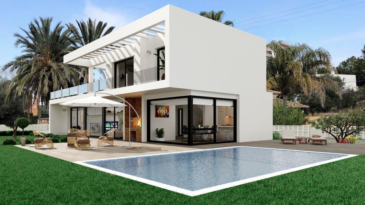 villa en denia · troyas 930000€