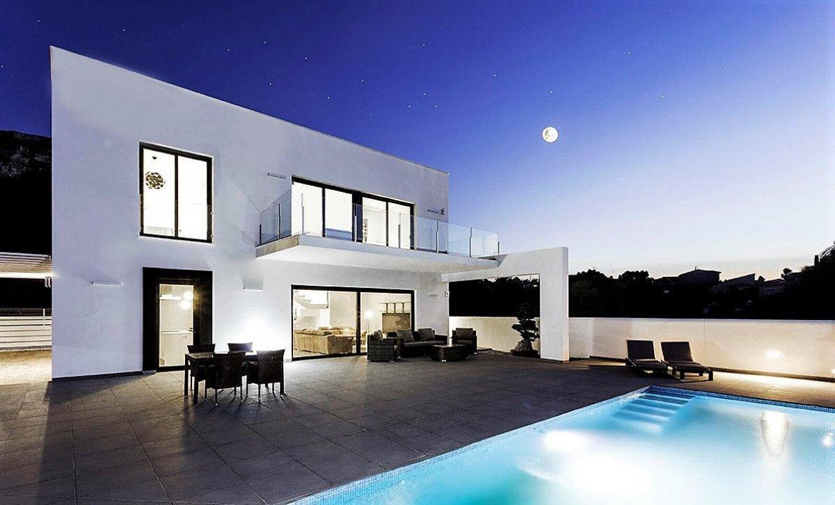 villa en denia · tossal-gros 523000€