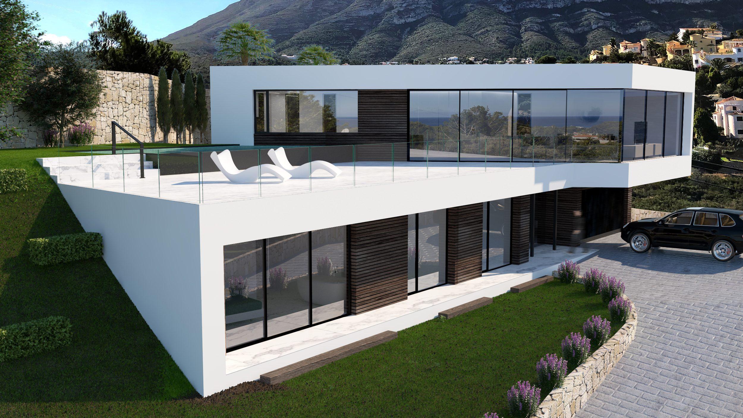 villa en denia · las-rotas 1250000€