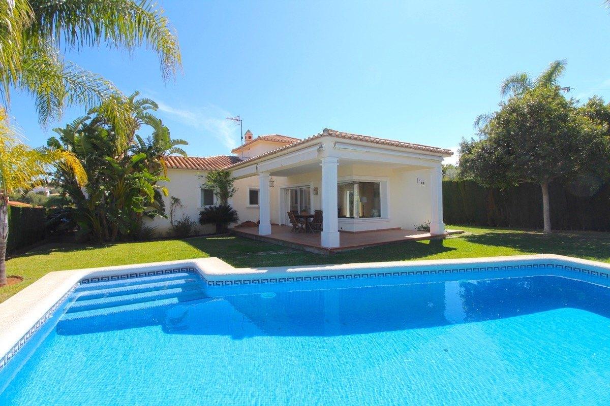 villa en denia · montgo 445000€