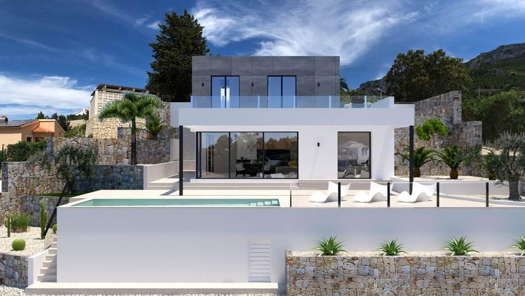 villa en denia · le-montgo 920000€