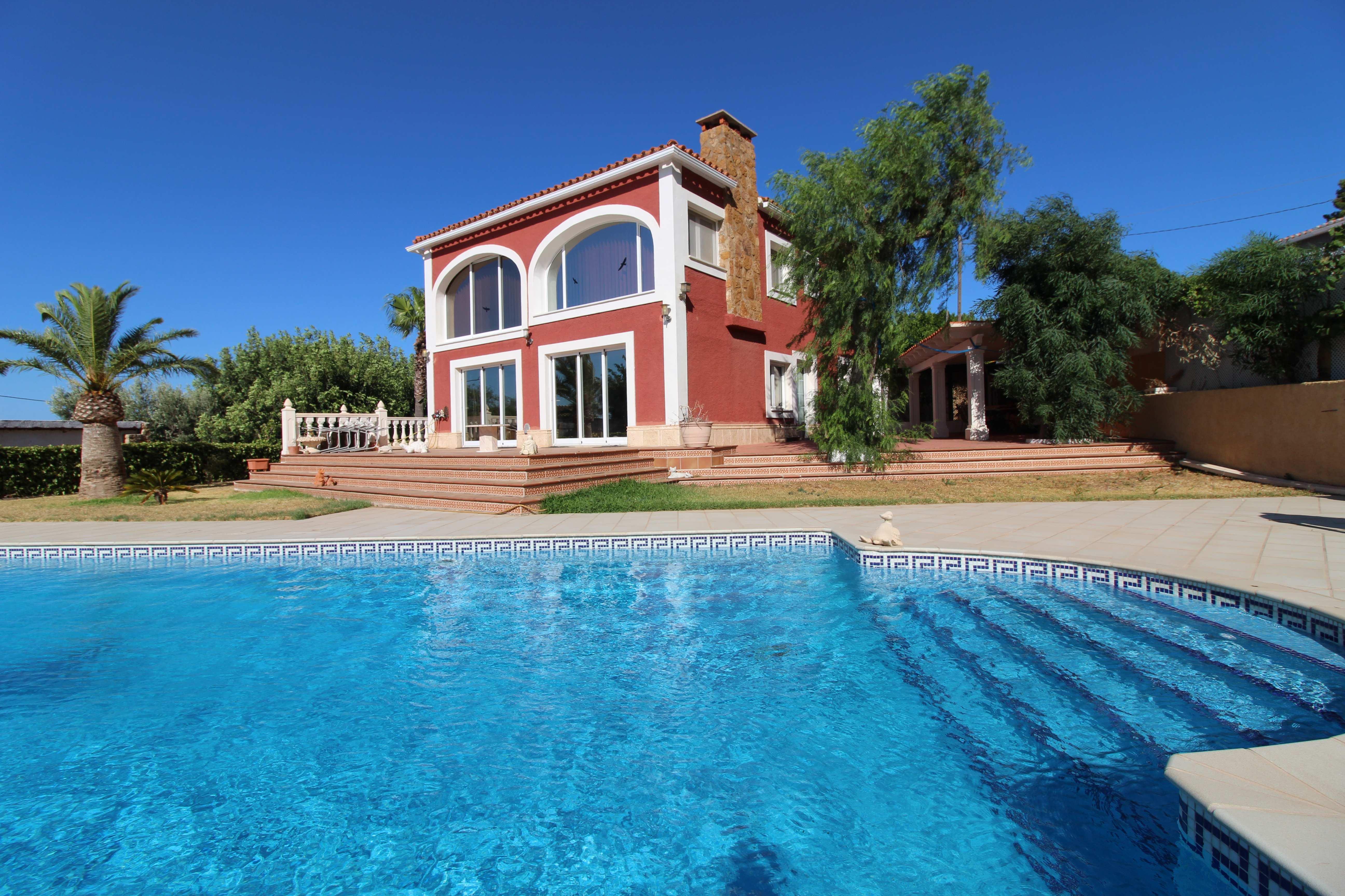 villa en denia · les-galeretes 430000€