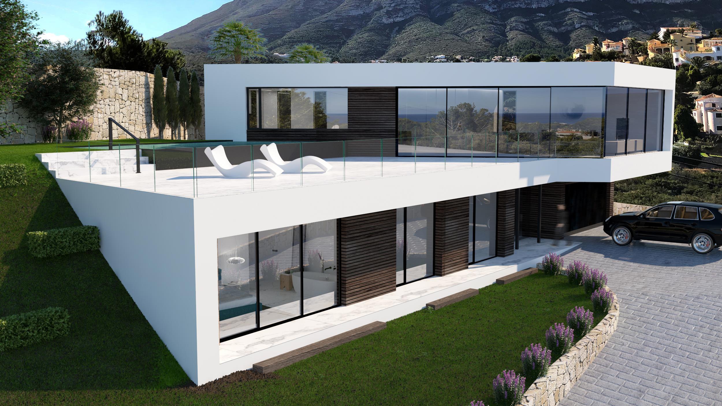 villa en denia · las-rotas 1650000€