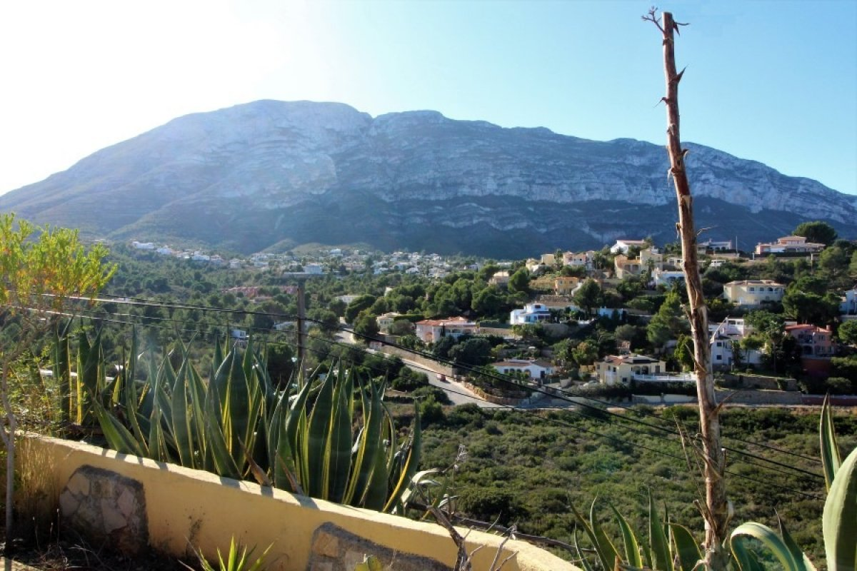 plot en denia · the-montgo 120000€