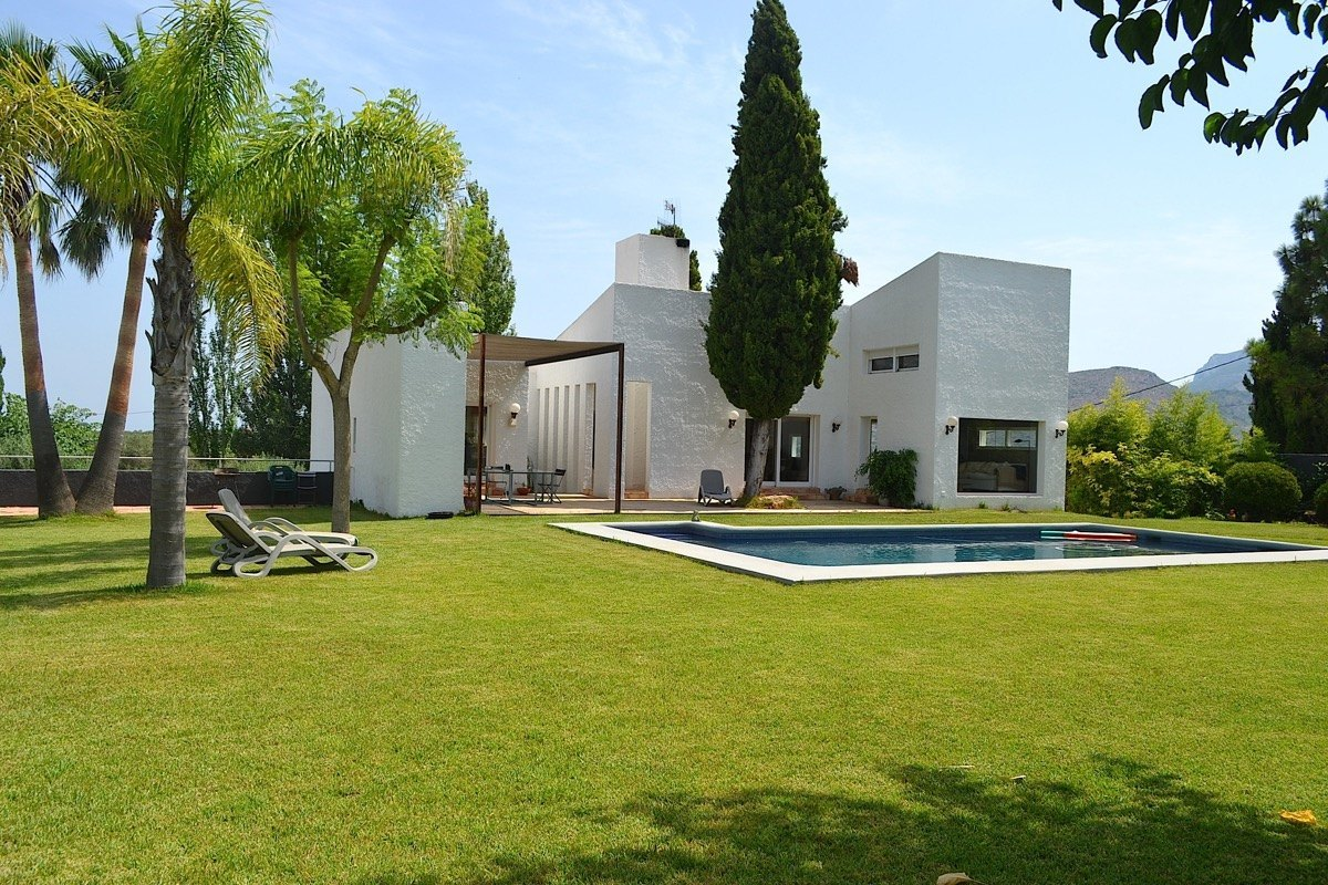 manoir en denia · la-sella 775000€