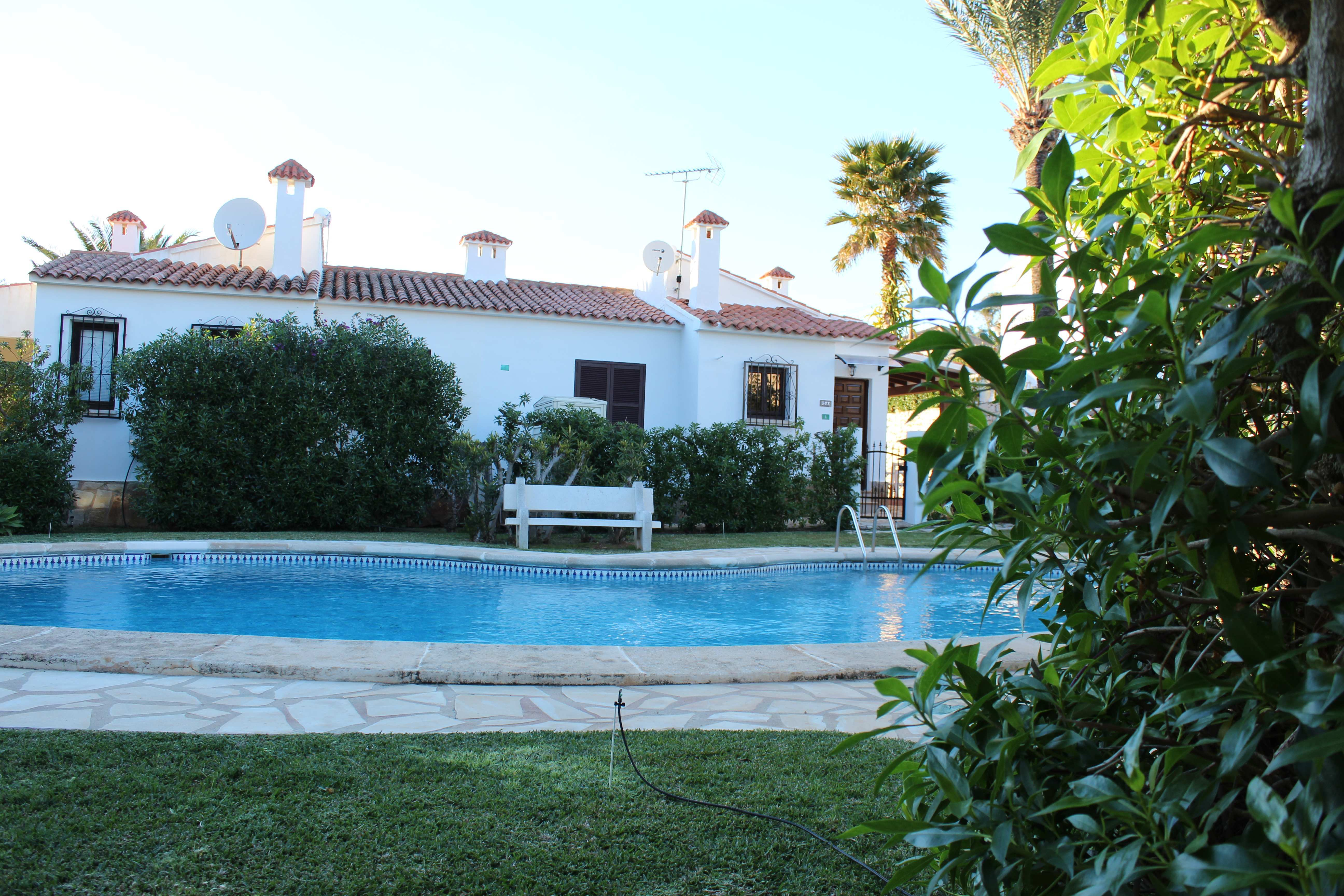 villa en denia · galeretes 213000€