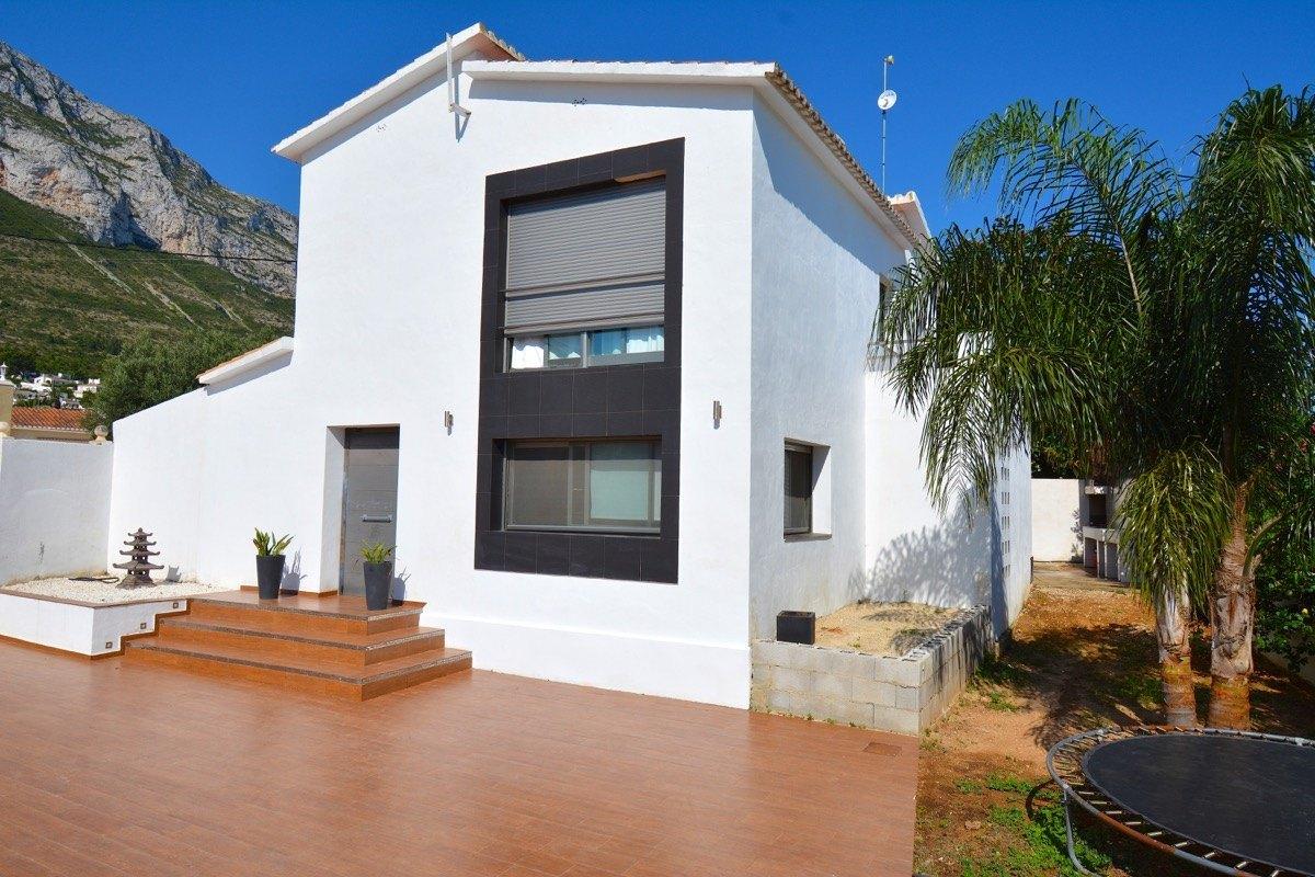 villa en denia · montgo 289000€
