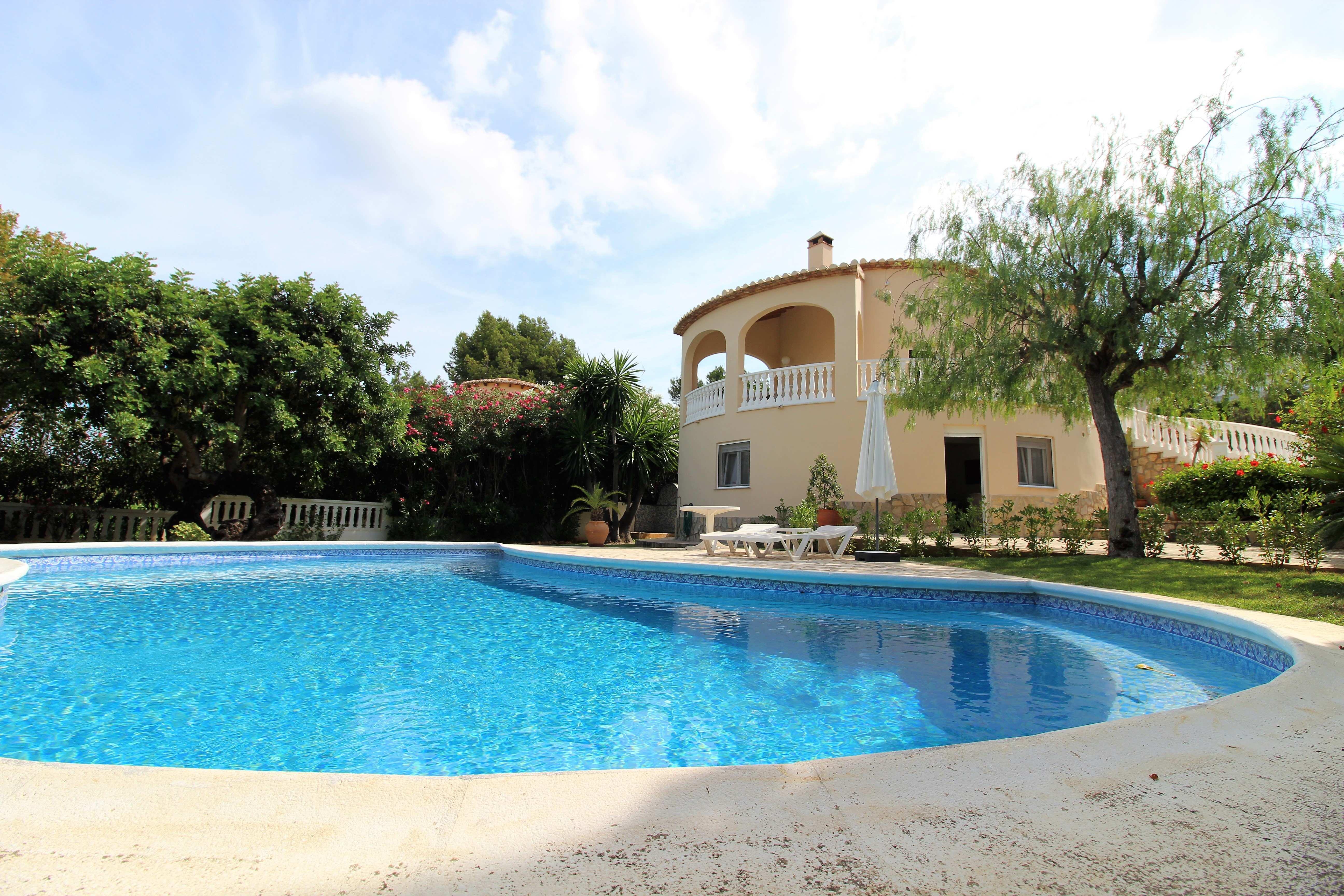 villa en denia · troyas 477255€