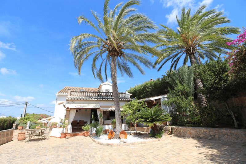 villa en denia · troyas 450000€