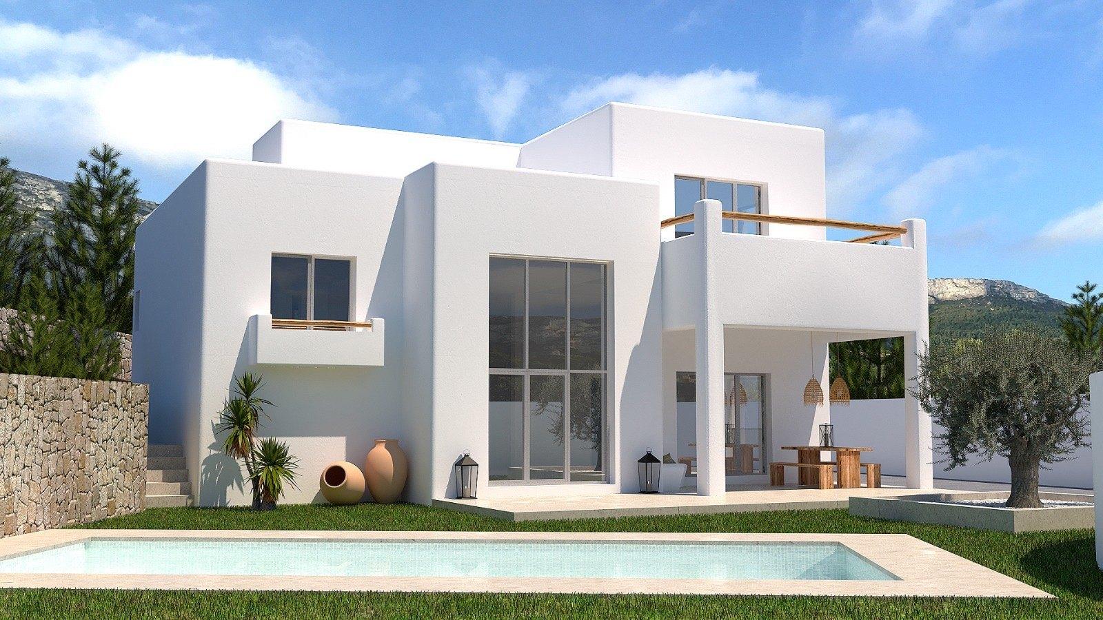 villa en denia · la-pedrera 680000€