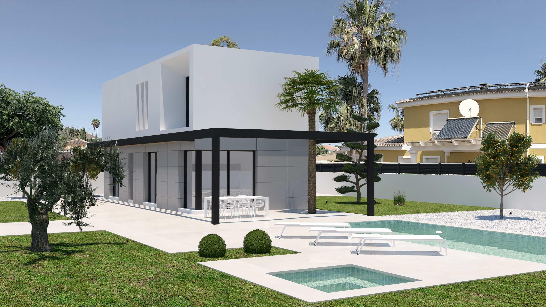 villa--chalet en denia · la-pedrera 650000€